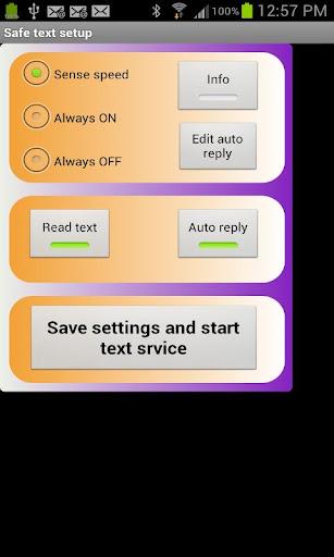 Safe text pro