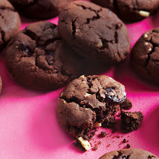 Dark Chocolate Cherry Drops