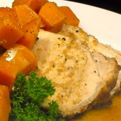 Autumn Pork Roast