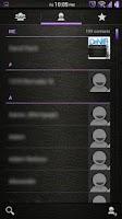 Screenshot of Leather Purple CM11/AOKP Theme