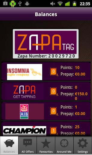 Zapa Tag