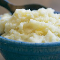 Low-Fat Yukon Gold Mashed Potatoes