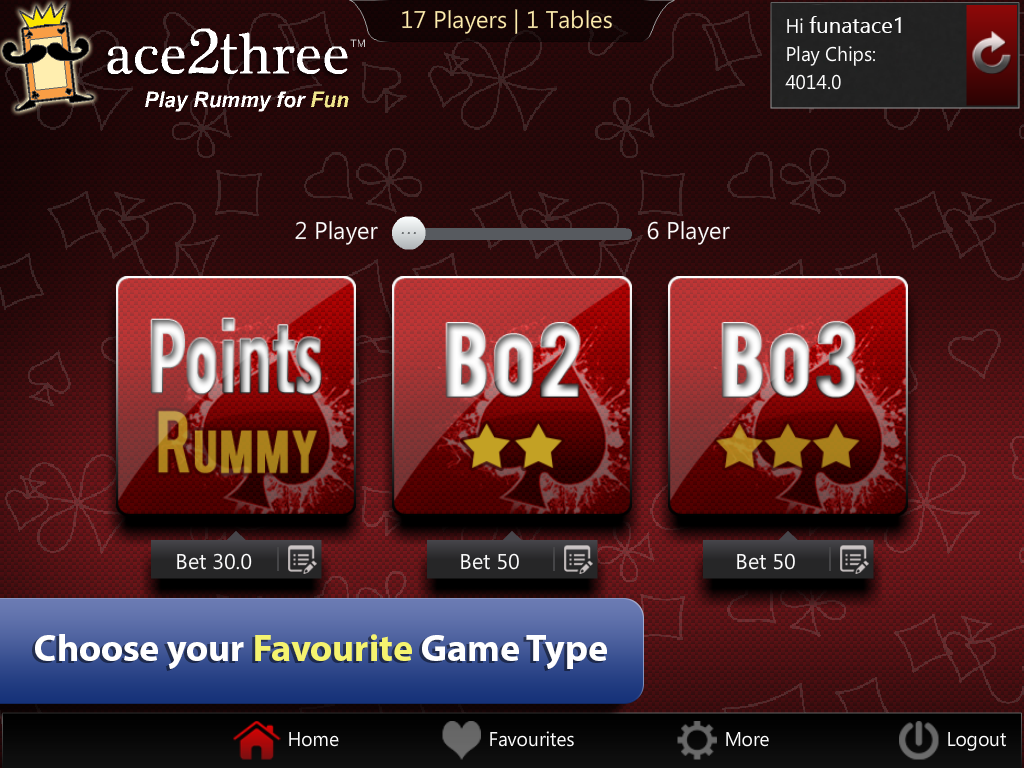 Ace2Three Rummy Screenshot 7