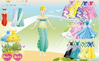 Screenshot of Cindy Tap And Dress