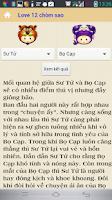 Screenshot of ► Tu vi tron doi - tu vi 2014