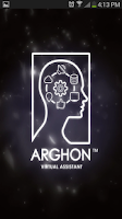 Screenshot of Arghon AIE, Virtual Assistant
