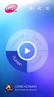 Screenshot of Ретро FM – хиты 70х, 80х и 90х
