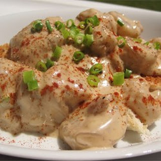 Newburg Sauce Recipes