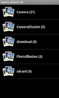 Screenshot of Gallery illusion HD