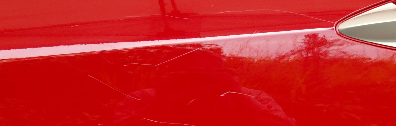 scratch repairs