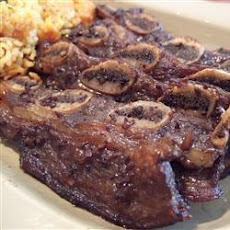 Korean BBQ Ribs (Gal-Bi)