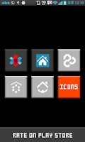 Screenshot of 8-BIT Icon Theme FREE