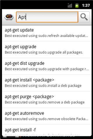 【免費工具App】Ubuntu Pocket Guide-APP點子