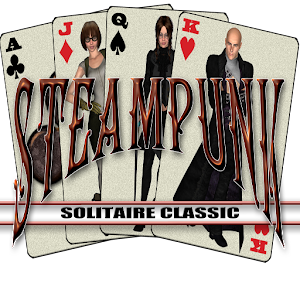 Cover art Steampunk Solitaire Classic