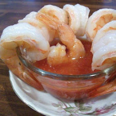 Chipotle Honey Dipping Sauce (For Shrimp Cocktail)