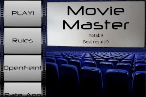 Screenshot of Movie Master