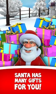 Talking Santa for Lollipop - Android 5.0