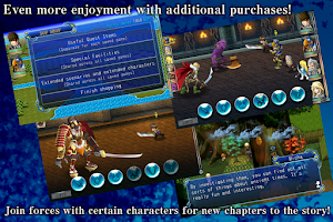 Screenshot of RPG Symphony of the Origin