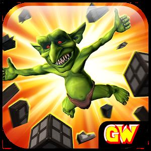 Cover art Warhammer: Snotling Fling