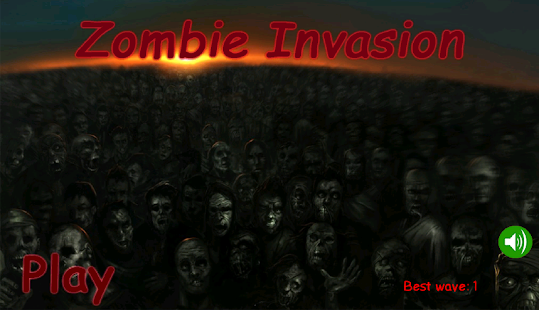 Zombie Invasion - screenshot