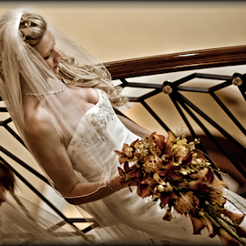 by Lindsay James - Wedding Bride