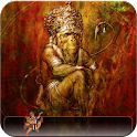 God Hanuman  Go locker Theme icon