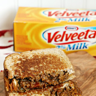 Velveeta Tex Mex Grilled Cheese #VelveetaRecipes