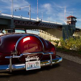 1950 Chevy by Tye Kilo - Transportation Automobiles ( vincent kustoms, paint, northwest, 206, chevy, drop top, convertible, washington, chevrolet, seattle, kustom, classic, custom )