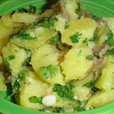 Potato Salad With Lemon and Cilantro