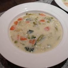 Finnish Summer Vegetable Soup (Kesäkeitto)