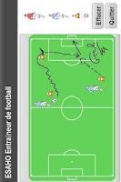 Screenshot of Entraineur de football