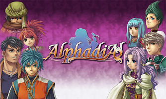 Screenshot of RPG Alphadia