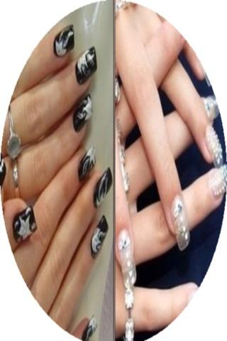 unhas-decoradas-lindas for android screenshot