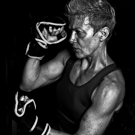 by Stewart Curry - Sports & Fitness Boxing