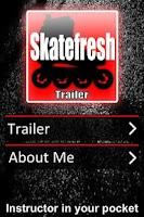 Screenshot of Skate Lessons Trailer
