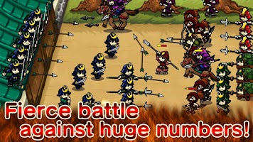 Screenshot of Samurai Defender with Ninja