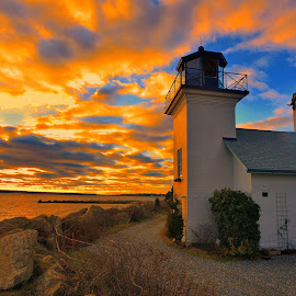 by Jeff Fox - Landscapes Sunsets & Sunrises
