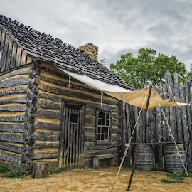 The Fort by James Kirk - Buildings & Architecture Public & Historical ( illinois, fort, historic, elizabeth )