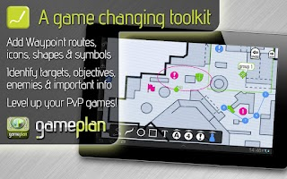 Screenshot of GamePlan: strategy & tactics