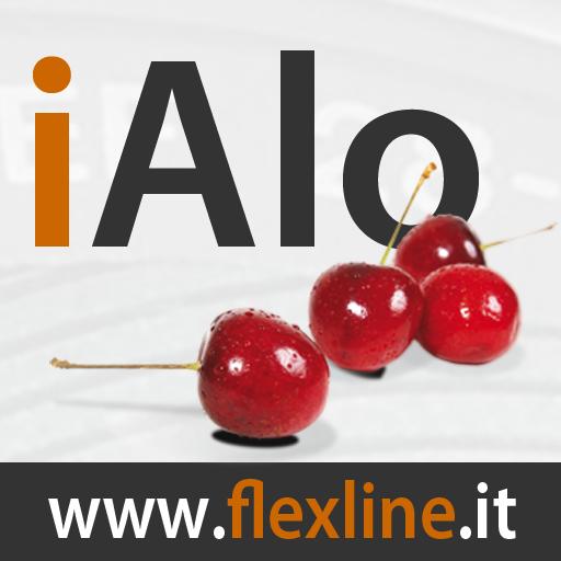iAlo LOGO-APP點子