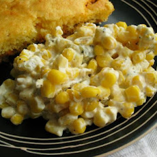 The Best, Most Simple Corn Casserole!!