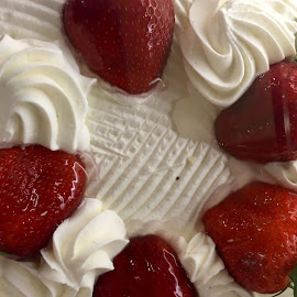 Red and White by Lope Piamonte Jr - Food & Drink Cooking & Baking