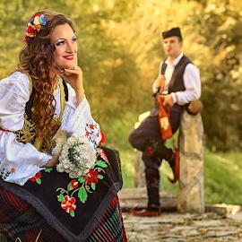bride and groom by Dejan Nikolic Fotograf Krusevac - Wedding Bride & Groom ( sabac, smederevo, kraljevo, aleksandrovac, vencanje, novi sad, paracin, krusevac, svadba, kragujevac, foto, fotograf )