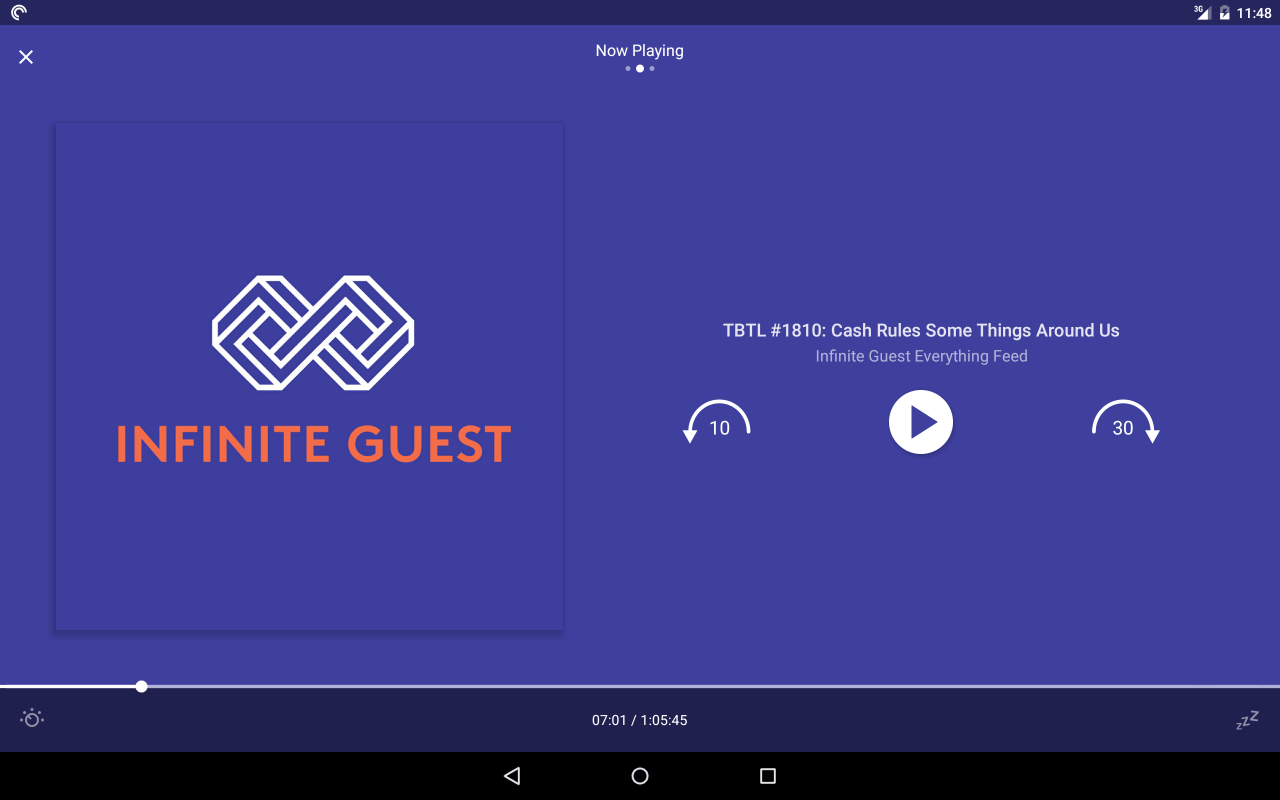 Pocket Casts Screenshot 10