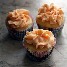 Dreamy Orange Cupcakes