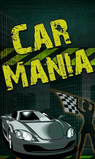 Car Racing Mania Free