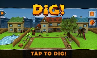 Screenshot of Dig!