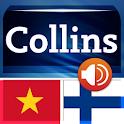 Vietnamese<>Finnish Dictionary icon