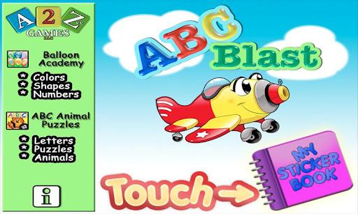ABC Blast - Spelling Animals