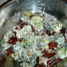 Kecia's Broccoli Salad